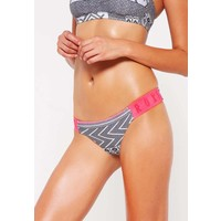 Roxy SAND TO SEA Dół od bikini windy road/true black RO581D00J