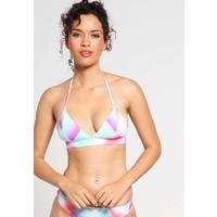 Roxy Góra od bikini pop surf/ocean spray/granatina RO581D009