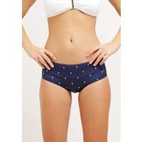 Paul Smith Accessories Dół od bikini dark blue PX681D00B