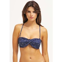 Paul Smith Accessories Góra od bikini dark blue PX681D00A