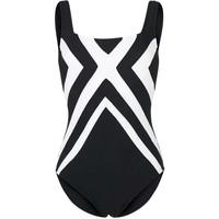 Miraclesuit AXEL Kostium kąpielowy black/white MR541H00L