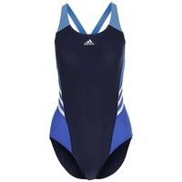 adidas Performance Kostium kąpielowy collegiate navy/bold blue/ray blue AD541H038