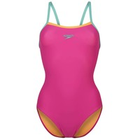 Speedo Kostium kąpielowy pink/orange 1SP41H01P