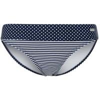 Venice Beach Dół od bikini navy stripe 2VE41H00C