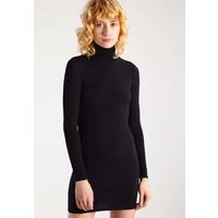 Missguided 2 PACK Sukienka z dżerseju black/camel M0Q21C0BL