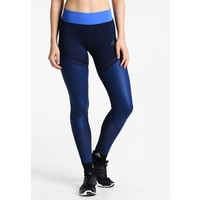 adidas Performance WOW DROP 1 Legginsy mystery blue/blue AD541E0H9