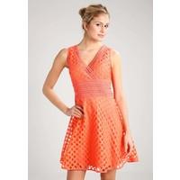 Derhy LADISLAS Sukienka letnia orange RD521C0AT