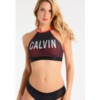 Calvin Klein Swimwear INTENSE POWER Góra od bikini pink C1181D00E