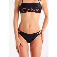 Calvin Klein Swimwear CHEEKY Dół od bikini black C1181D00G