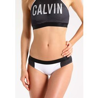 Calvin Klein Swimwear INTENSE POWER Dół od bikini white C1181D00I