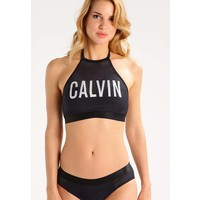Calvin Klein Swimwear INTENSE POWER Góra od bikini black C1181D00E