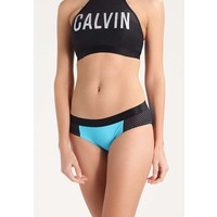 Calvin Klein Swimwear INTENSE POWER Dół od bikini blue C1181D00I