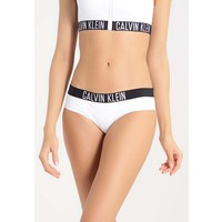 Calvin Klein Swimwear INTENSE POWER Dół od bikini white C1181D00B