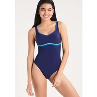 Speedo CONTOURLUXE Kostium kąpielowy navy/arabian night/jade 1SP41H027