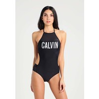 Calvin Klein Swimwear INTENSE POWER Kostium kąpielowy black C1181D00K