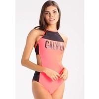 Calvin Klein Swimwear INTENSE POWER Kostium kąpielowy pink C1181D00K