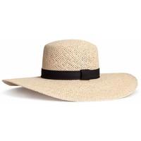 H&M Słomkowy kapelusz 0517173001 Naturalny