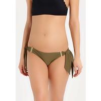 Calvin Klein Swimwear CLASSIC Dół od bikini green C1181D00P