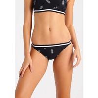 Roxy Dół od bikini anthracite RO581D037
