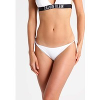 Calvin Klein Swimwear CHEEKY INTENSE POWER Dół od bikini white C1181D003