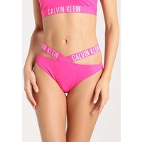 Calvin Klein Swimwear INTENSE POWER Dół od bikini purple C1181D001