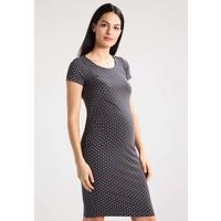 010db8204 Zalando Essentials Maternity Sukienka z dżerseju dark grey melange/white  ZX029FA0B ...