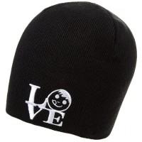 Neff LOVE - Czapka - czarny N2553E00A-802