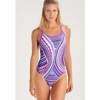 Funkita LADIES DIAMOND BACK ONE PIECE Kostium kąpielowy fantasy flight F0G81G003