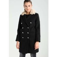 Topshop NINA Płaszcz wełniany /Płaszcz klasyczny black TP721U00X