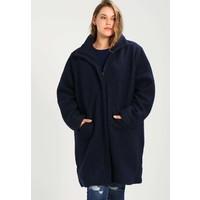 I.scenery JRIBUSKA Płaszcz wełniany /Płaszcz klasyczny navy blazer IS621U000