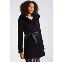 ONLY ONLLISA Płaszcz wełniany /Płaszcz klasyczny black ON321U00H