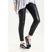 Free People VEGAN PANT Spodnie materiałowe black FP021A01E