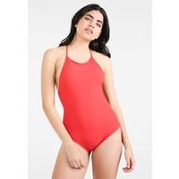 Filippa K TIE-BACK SWIMSUIT Kostium kąpielowy scarlet red F1481D008
