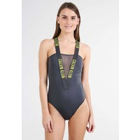 Calvin Klein Swimwear ONE PIECE Kostium kąpielowy forged iron C1781G000