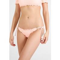 Seafolly TIE SIDE HIPSTER Dół od bikini peach S1981D0CX