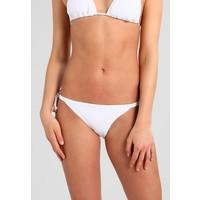 Seafolly BRAZILIAN TIE SIDE Dół od bikini white S1981D050