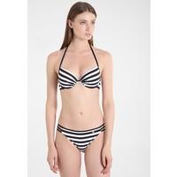JETTE PUSH-UP Bikini black/white JE381L004