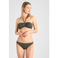 MICHAEL Michael Kors LOGO RING BANDEAU CLASSIC BOTTOM SET Bikini ivy MK181L000