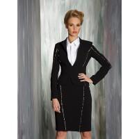 Ryłko Fashion Żakiet Gaja 01-067-4047-00 Black