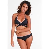 TWINTIP SET Bikini black/coral TW481L00G
