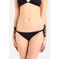 Seafolly BRAZILIAN TIE SIDE Dół od bikini noir S1981D050