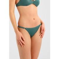 RVCA SOLID MEDIUM Dół od bikini mallard green RV481I006