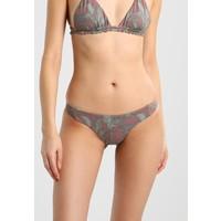 RVCA PALMER CHEEKY Dół od bikini raisin RV481I001
