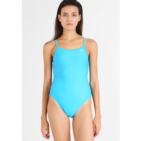 Nike Performance RACERBACK ONE PIECE Kostium kąpielowy light blue fury N1281G00E