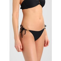 Heidi Klein CORE ROPE TIE SIDE BOTTOM Dół od bikini black HK381I006