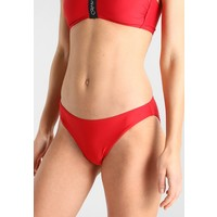 Calvin Klein Swimwear CLASSIC Dół od bikini red C1781I00B