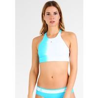 adidas by Stella McCartney Góra od bikini mirror blue AD581J002