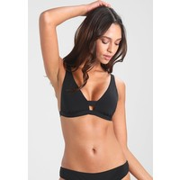 Seafolly ACTIVE LONGLINE Góra od bikini black S1981J01B