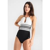 JETTE SWIMSUIT Kostium kąpielowy black/white JE381G000