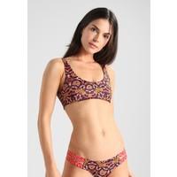 Billabong SUN TRIBE CROP TANK Góra od bikini multi-coloured BI781J00O